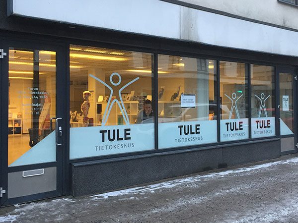 TULE tietokeskus, Turku